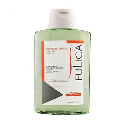 شامپو کاهش دهنده چربی فولیکا مخصوص موهای چرب حجم 200 میلی لیتر _ خرید شامپو _ خرید هترین شامپو برای موهای چرب _ راهنمای خرید شامپو