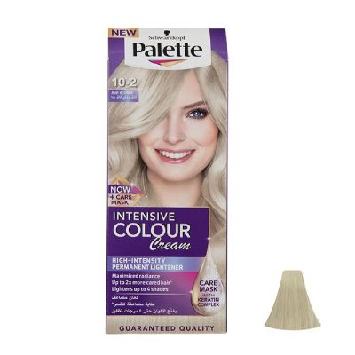 خرید کیت رنگ موی پلت سری Intensive مدل Ultra Ash Blonde شماره 2-10